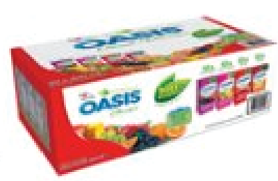 Oasis Juice Boxes