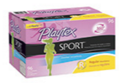 Playtex Sport Regular Tampons