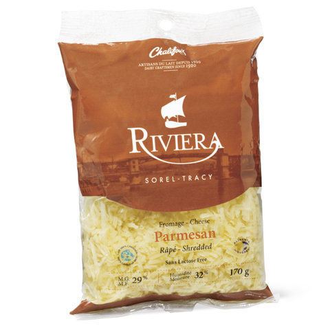 Riviera Shredded Parmesan Cheese