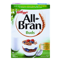 Kellogg's All Bran Buds Cereal Family Size