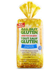 All But Gluten Bread Gluten Free White