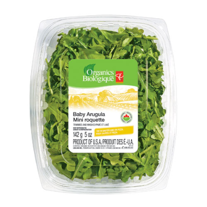 Organic Mini Roquette Salad Pack