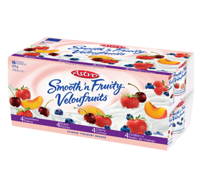 Astro Veloute Smooth n Fruity Yogurt