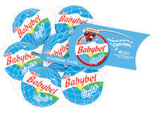 Cheese Babybel Light Bag