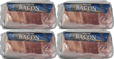 Kirkland Signature Sliced Pork Bacon