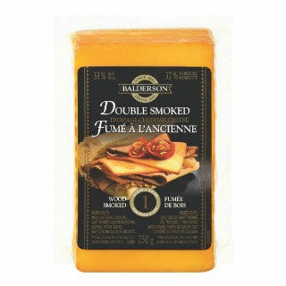 Cheese Balderson Cheddar Double Smoked