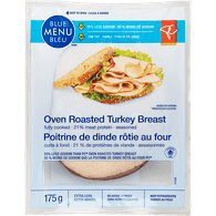 Blue Menu Oven Roasted Turkey Breast