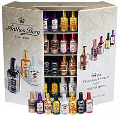 Anthon Berg Spirit Chocolates