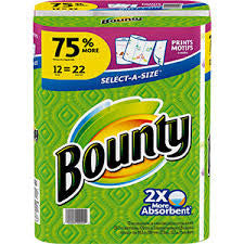 Bounty Kitchen Paper