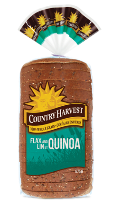 Country Harvest Flax and Quinoa Flat Bread
