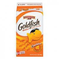 Cheddar Goldfish Crackers Pepperdigge Farm