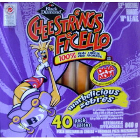 Cheestrings Ficello from Black Diamond
