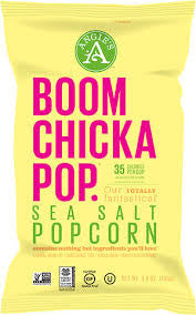 Boom Chicka Pop Chips