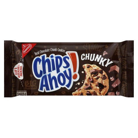 Chips Ahoy Chunky Chocolate Chips