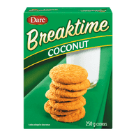 Breaktime Coconut Biscuits