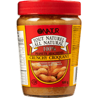 Nature All Natural Crunchy Peanut Butter