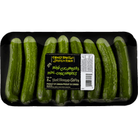 Mini Cucumbers Pack