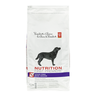 PC Nutrition First Grain-Free Salmon & Potato Premium Adult Dry Dog Food