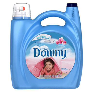 Ultra Downy Fabric Softener Liquid