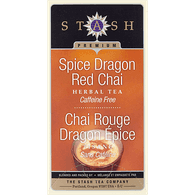 Dragon Red Chai Tea Stash