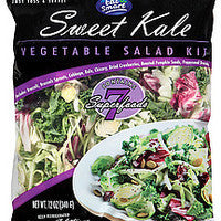 Beat Smart Salad-  Sweet Kale Mix