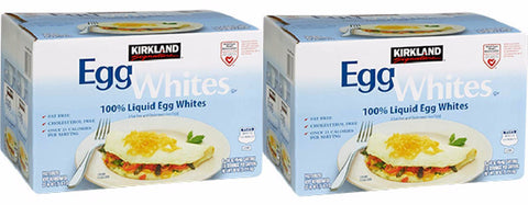 Kirkland Signature Egg Whites