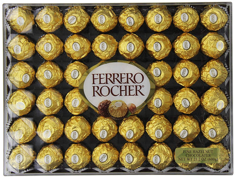 Ferrero Rocher Jumbo Chocolate Pack