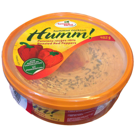 Red Pepper Hummus Pack