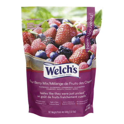 Welch's Four Berry Mix