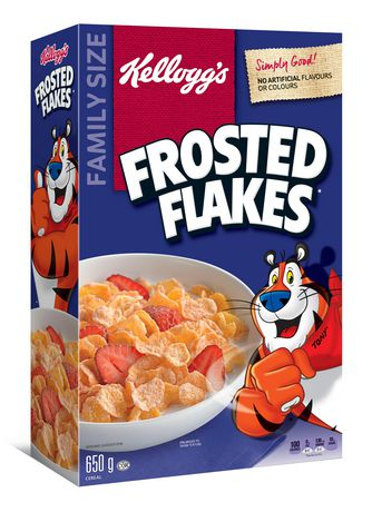 Kellogg's Frosted Flakes Cereal Jumbo
