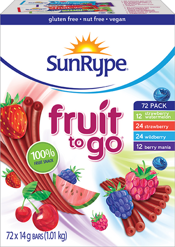 SunRype Source Fruit to Go Bars