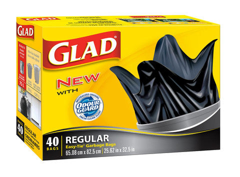 Trash Bags GLAD Regular