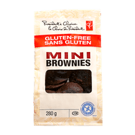 Pc Two Bite Mini Brownies Gluten Free