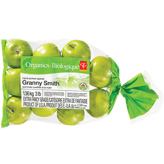 PC Organic Granny Smith Apples