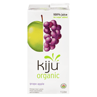 Kiju Organic Apple Grape Juice