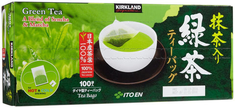 Kirkland Green Tea Pack
