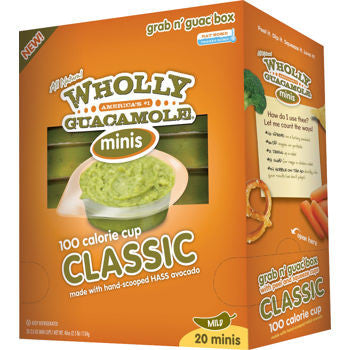 Wholly Guacamole Mini Pack