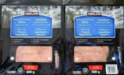 Kirkland Smoked Black Forest Ham