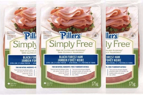 Piller's Simply Free Smoked Black Forest Ham