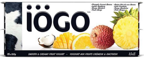 IÖGO Creamy Tropical Fruit