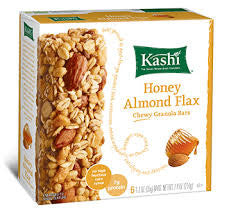 Kashi Honey Almond Flax Bars