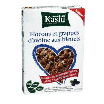 Kashi Cereal Oats and Blueberry
