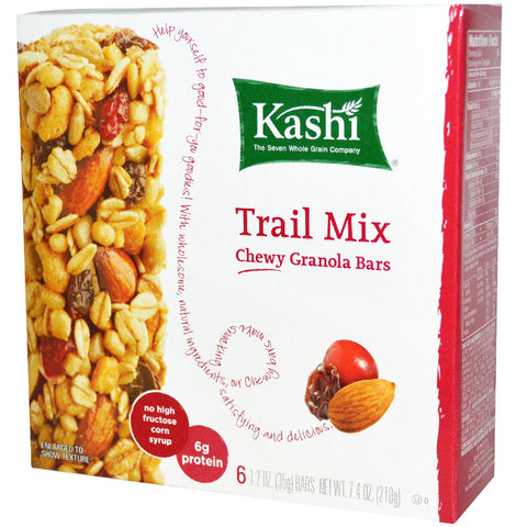Kashi Trail Mix Bars