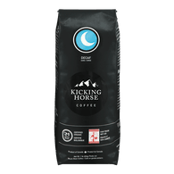Coffee Kicking Horse Dark Roast Swiss Water Process Decaf