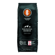 Coffee Kicking Horse Medium Roast Cliff Hanger Espresso