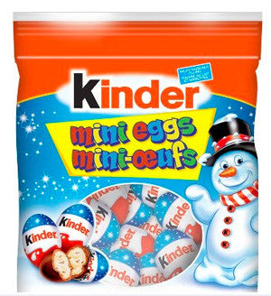 Kinder Mini Eggs Chocolates