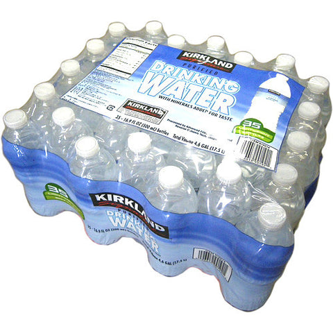 Kirkland Water Bottles