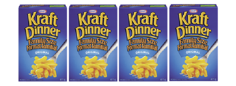 Kraft Dinner Original Family Size Pack