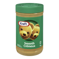 Kraft Peanut Butter Smooth