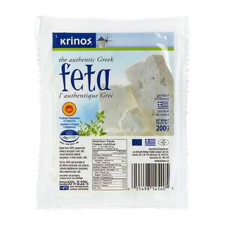 Krinos Feta Cheese